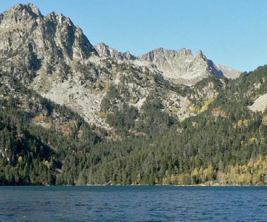 Zona Parc Nacional d'Aigüestortes i l'Estany de Sant Maurici