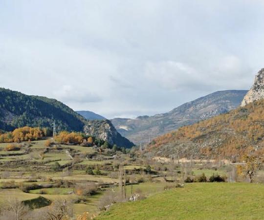 Zona Parc Natural del Cadí Moixeró