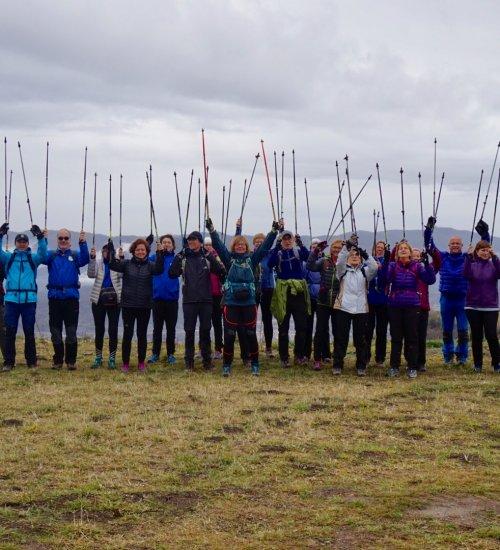 Curs d'iniciació a la Marxa Nòrdica