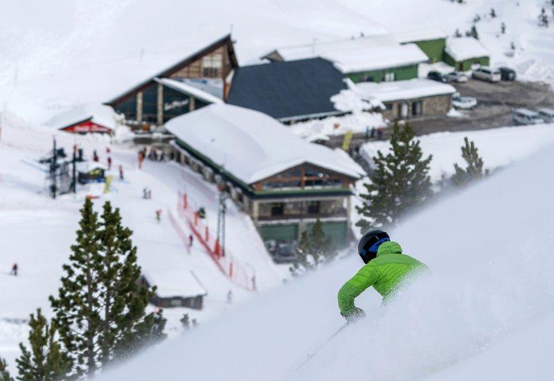 Estació d'esquí i muntanya  Vallter 2000