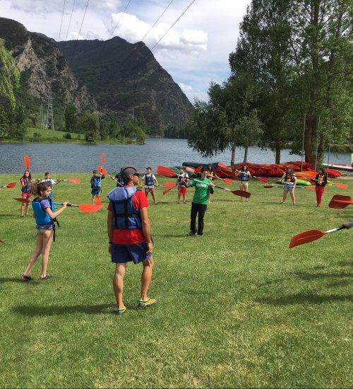 Family adventure summer in Pallars Sobirà