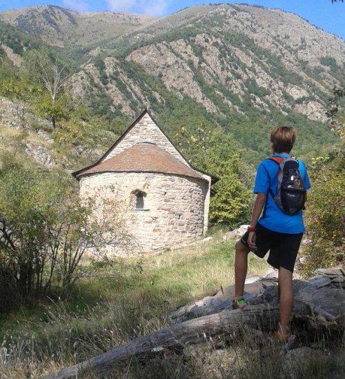Caminant pel Parc Natural de l' Alt Pirineu