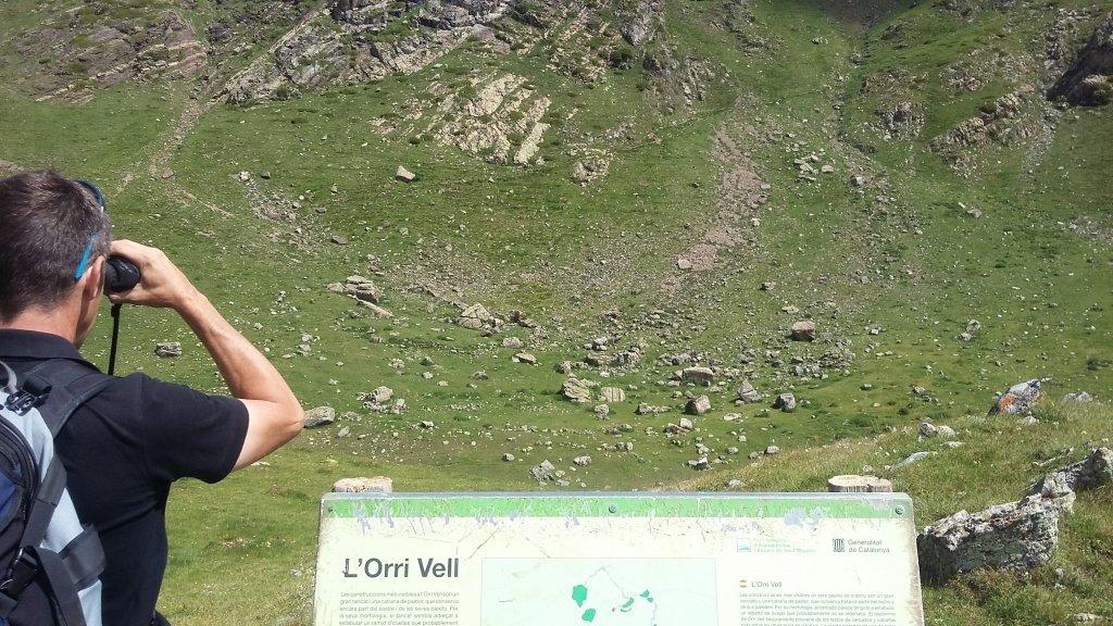 Estanys de Mainera, el Parc Nacional per La Vall d'Àssua