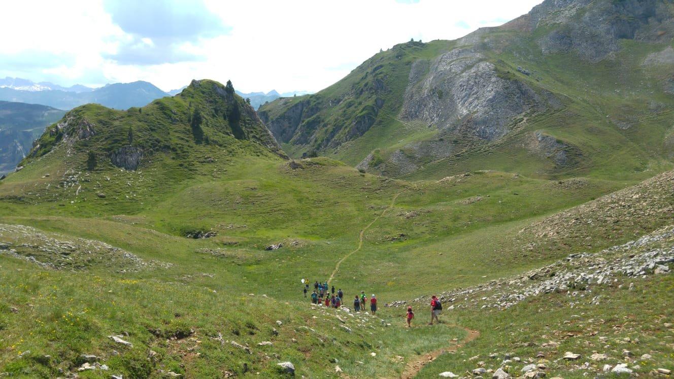 Excursió pels Pirineus