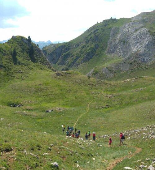 Excursion dans les Pyrénées