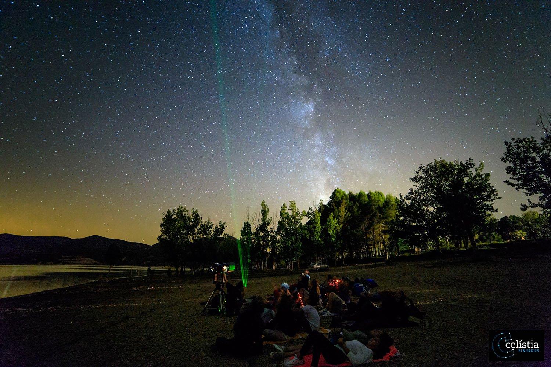 Experiència astronòmica