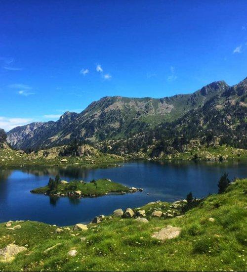 Lacs du Parc national d'Aigüestortes i Estany de Sant Maurici