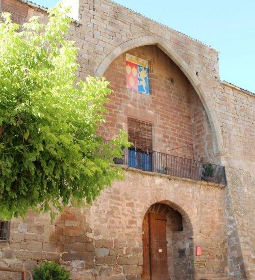 Ruta amb eBTT entre Castells del Sió