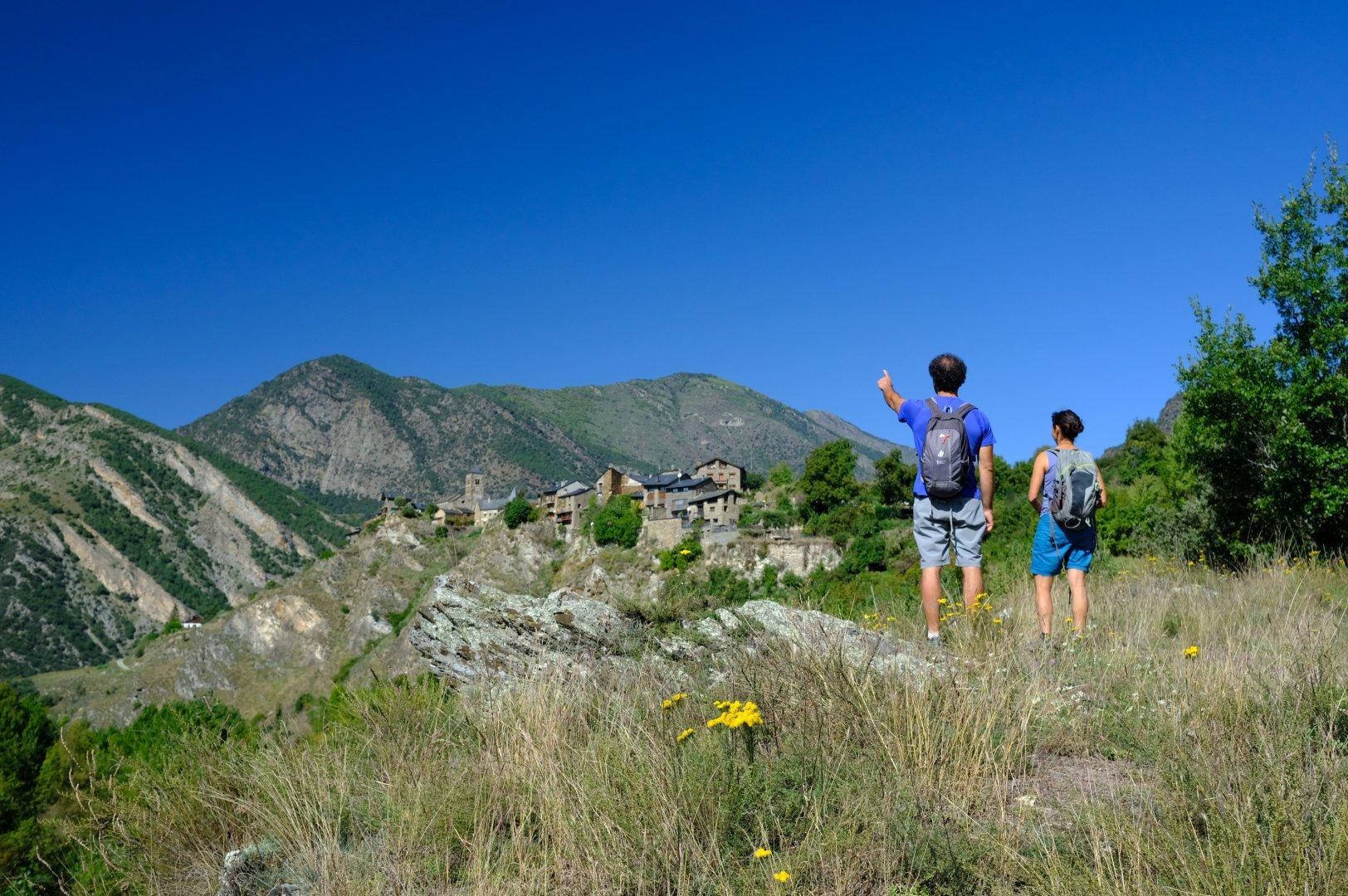 Ruta Autoguiada Lo Pallars Fer