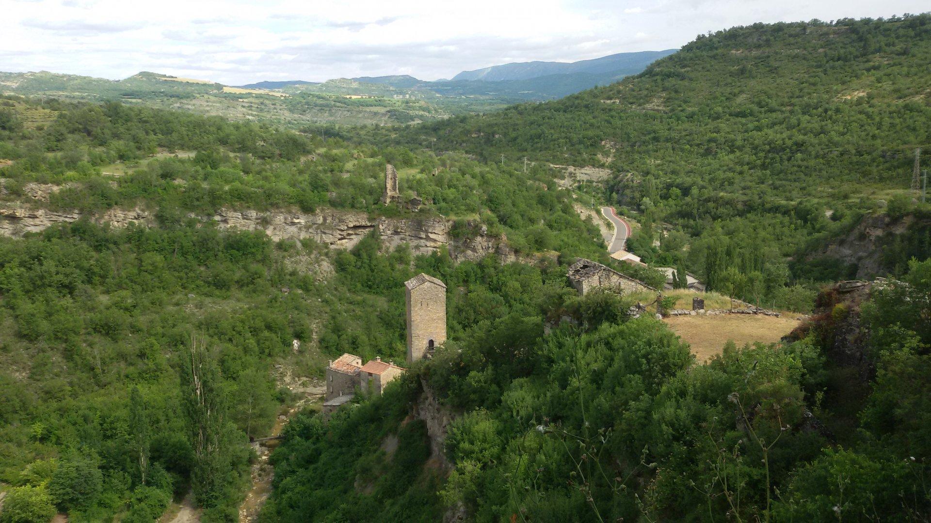 Ruta del Pirineu català desconegut
