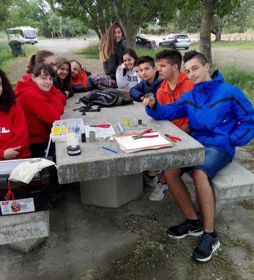 Wildlife refuge workshop.
