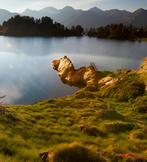 Excursion to Lake Llong